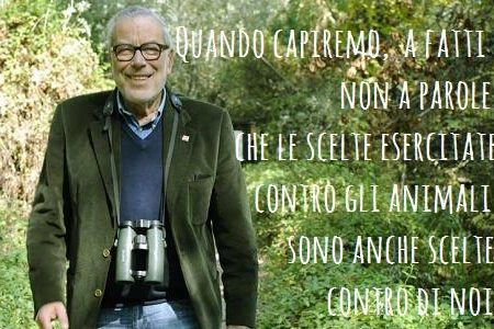 All'età di 83 anni si è spento l'etologo Danilo Mainardi. Fra le sue varie posizioni ha sostenuto la validità della pet therapy