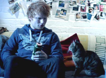 Ed Sheeran: Puoi dire di essere un cantante di fama mondiale solo quando anche igattiti amano