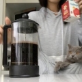 Una pratica soluzione per avere il tuo gatto sempre accanto a te