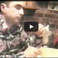 Il linguaggio dei segni (gatto chiede cibo)